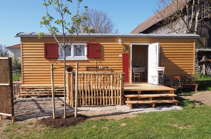 Tiny Houses Bezahlbar Leben Als Student Wohnung Vs Tiny House