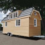 Bild Tiny House mit Walmdach