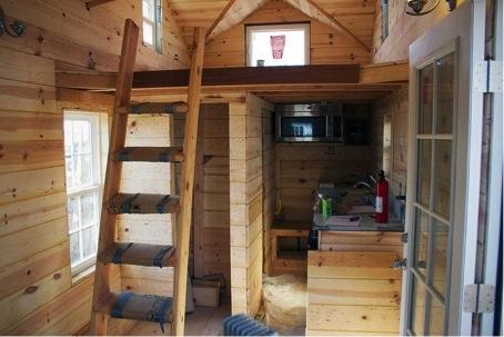 kologische kleinh user planen bauen einrichten tiny houses. Black Bedroom Furniture Sets. Home Design Ideas