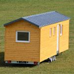 Bild Tiny House Holzbau Pletz