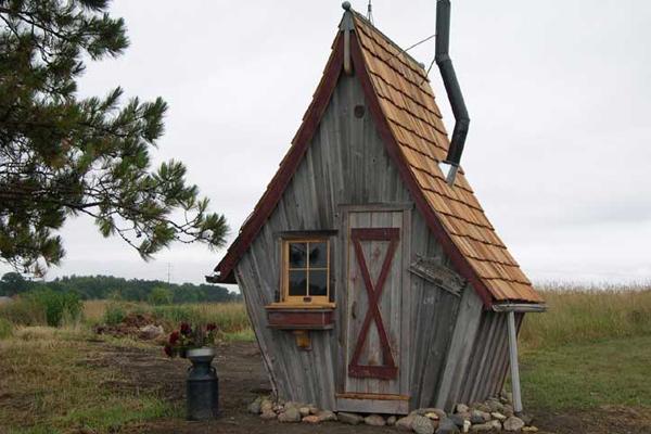 Leben auf kleinem raum komfort braucht nicht viel platz for Tiny house schweiz