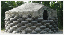 Bild Earthship Haiti