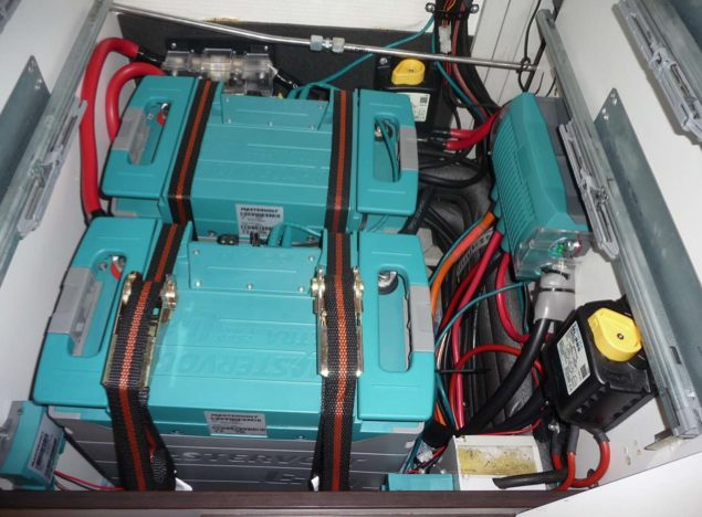 ultra-lithium-ionen-batterie