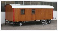 Bild Bauwagen für Waldkindergarten